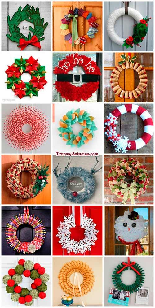 como hacer maquetas decoraciones navidad ven a ver a que