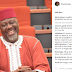 """""""Laughing at the failure of Sowore, Sahara Reporters and his sponsors"""" - Dino Melaye captions photo of him laughing"""