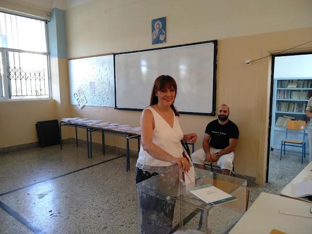 Ελένη Παναγιωτοπούλου: Ξημερώνει μια καλύτερη μέρα για την Ελλάδα και την Αργολίδα