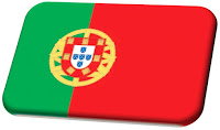 Portugal travel and tourist map