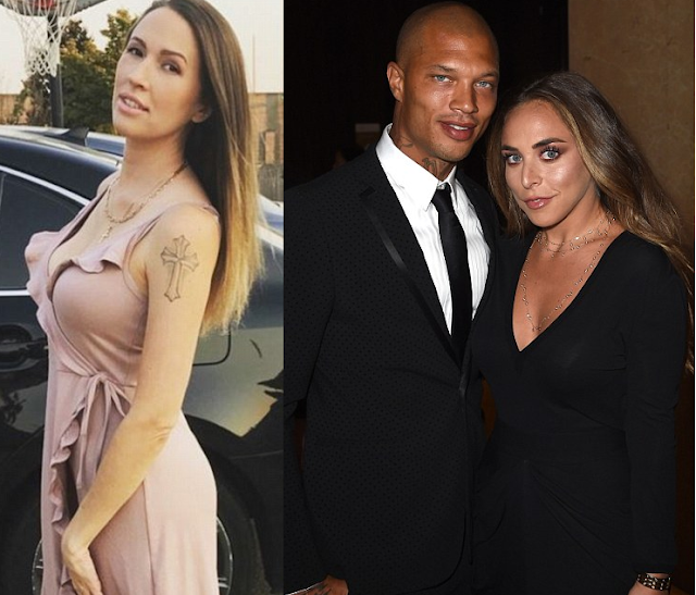 Jeremy Meeks' estranged wife Melissa claims he 'makes $1 million a month
