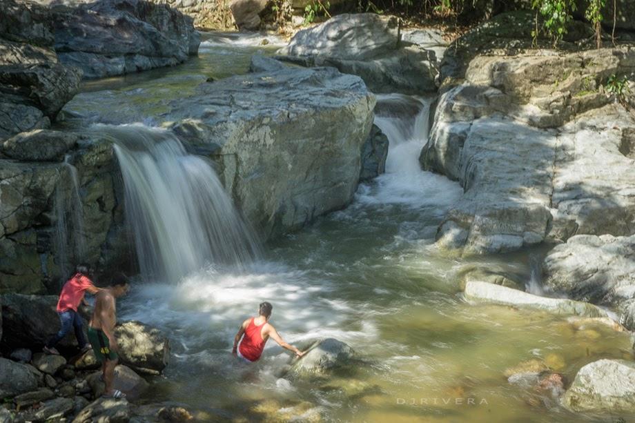 ORIENTAL MINDORO | Tukuran Falls, Off the Beach and Pubs of Puerto Galera
