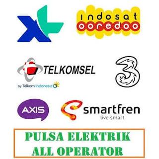 Jual Pulsa All Operator Di Makassar
