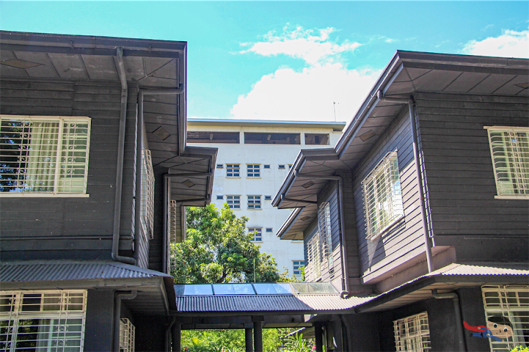 Rustic architecture of The Henry Hotel, Pasay City
