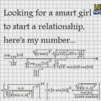 lookin for a smart girl to start a relationship