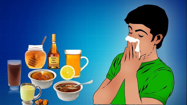 علاج نزلات البرد بالأعشاب والطب البديل