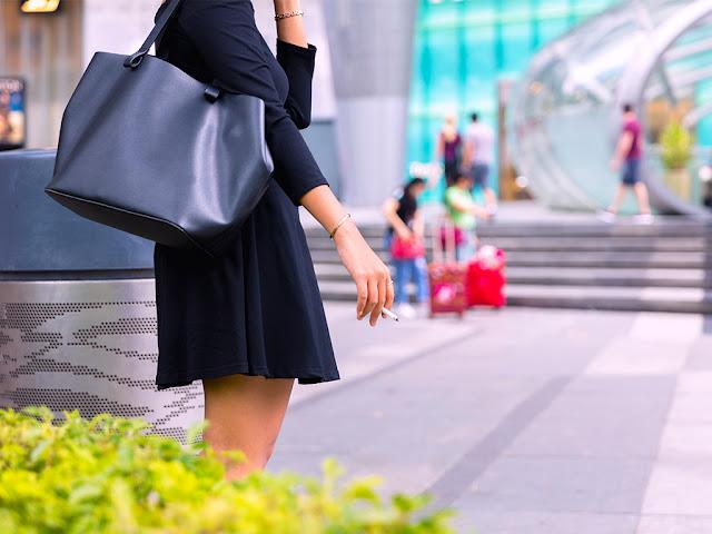 Những quy định đối với người hút thuốc khi ở Singapore