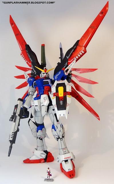 RG 1/144 Destiny Gundam ZGMF-X42S Realgrade Shinn Asuka