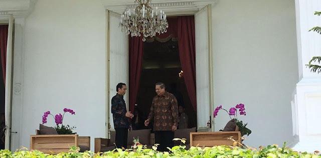Inilah Harapan Partai Demokrat, setelah Jokowi Ditemui SBY
