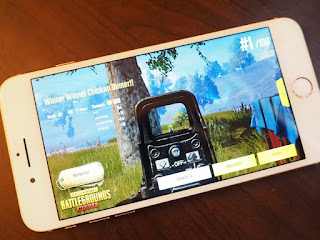 iOS and Android comparison for PUBG Mobile