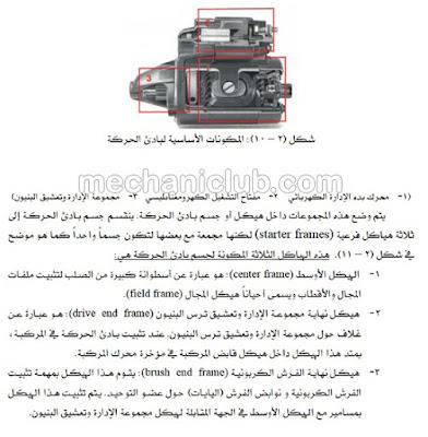 تحميل كتاب نظام بدء الحركة في المحرك وتشخبص الأعطال PDF