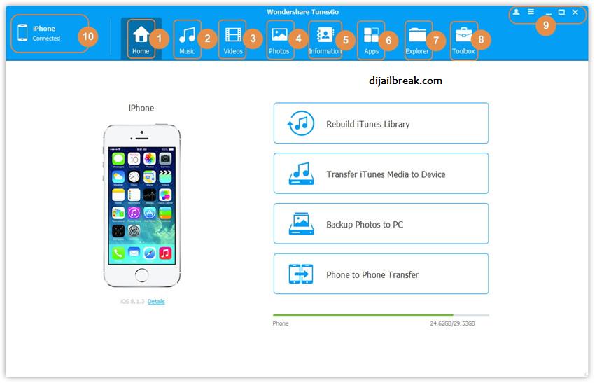 Cara Transfer File iPhone Komputer Tanpa iTunes