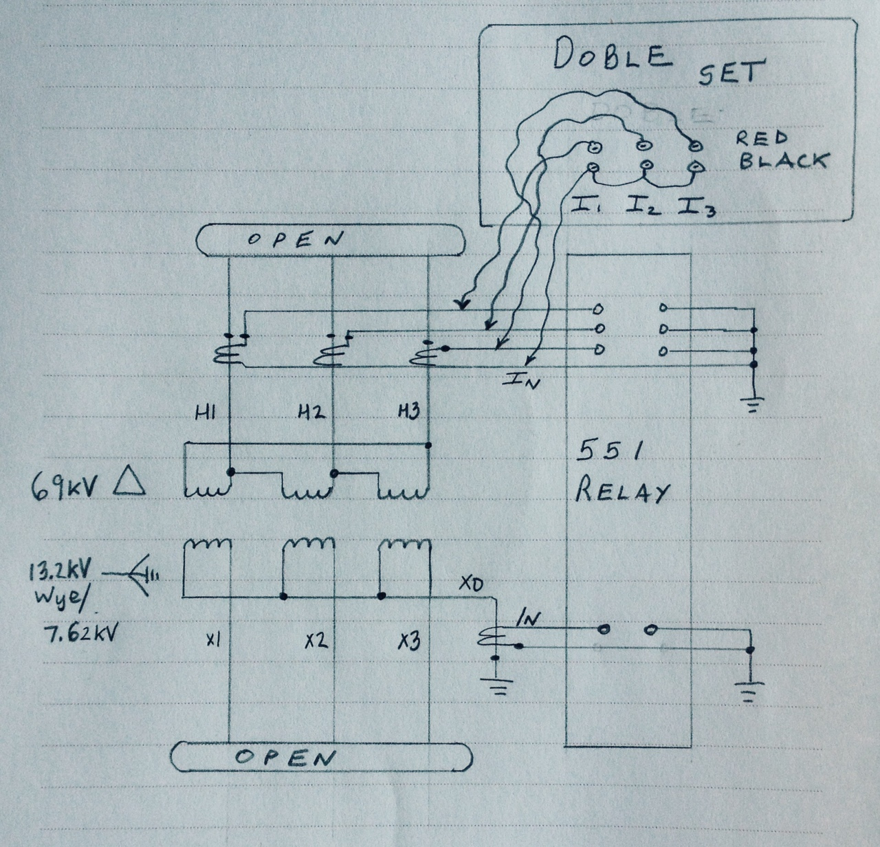 Technical Notes - Neutral displacement relay working principle