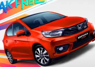 Harga Honda brio Tahun 2020
