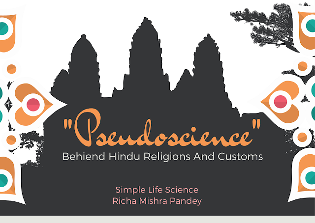 'Pseudoscience' behind Hindu religion and customs