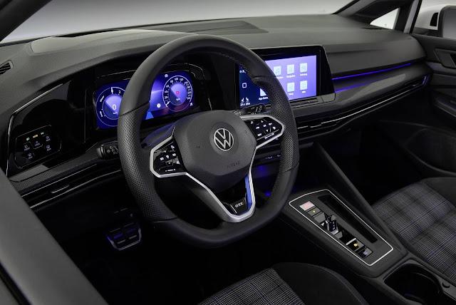 VW Golf GTE Mk8 2021