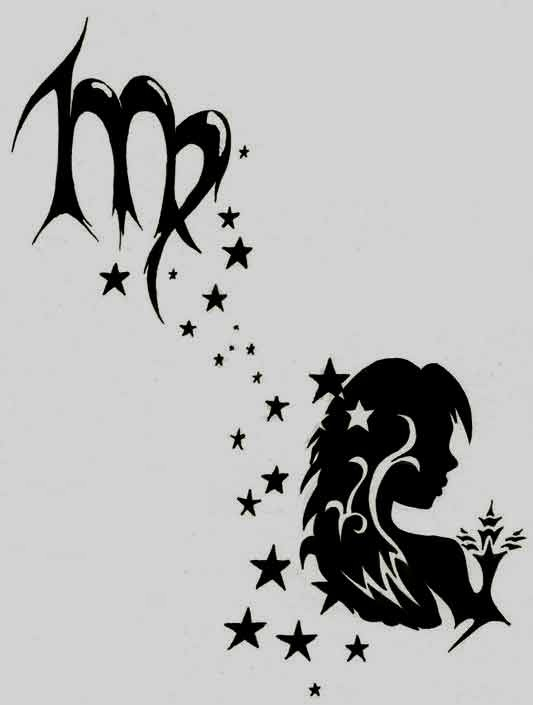 50 Best Virgo Tattoos Designs And Ideas With Meanings