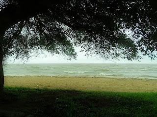Praia do Calçadão, Arambaré