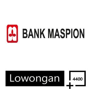 Lowongan Kerja PT Bank Maspion Indonesia Tbk