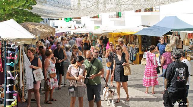 Mercadillo Sant Joan San Juan Ibiza