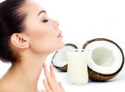 Manfaat Luar Biasa Santan Untuk Kecantikan Kulit Wajah