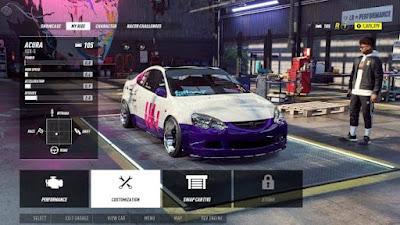لعبة سباق Need for Speed Heat