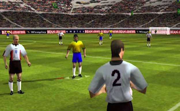 Actua Soccer 3 - On this day