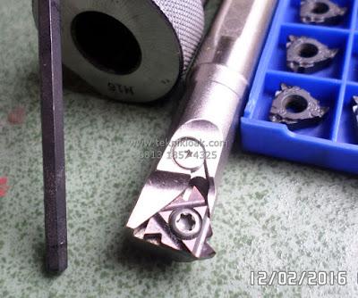 Paket Holder Ulir dan Insert   Ulir   Drat Diameter Dalam   Stang Drat