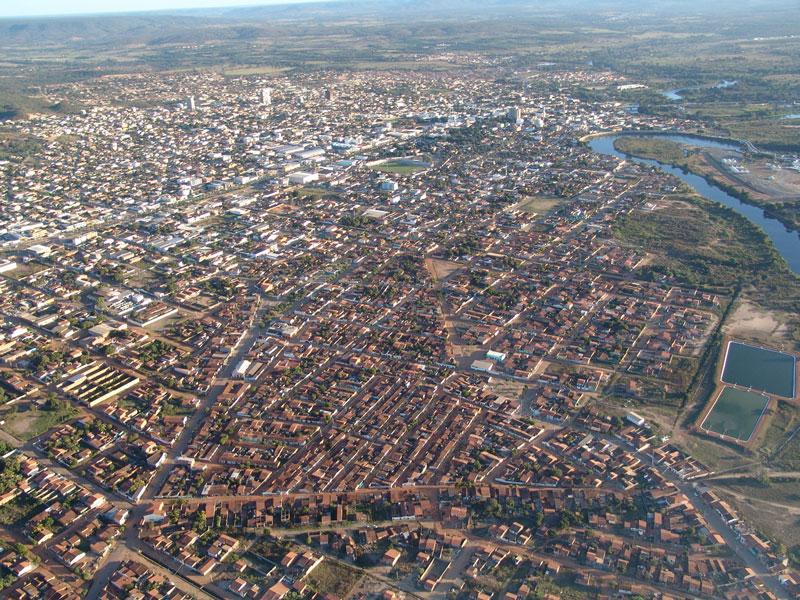 Alagoinhas, Cidade do Sertão da Bahia