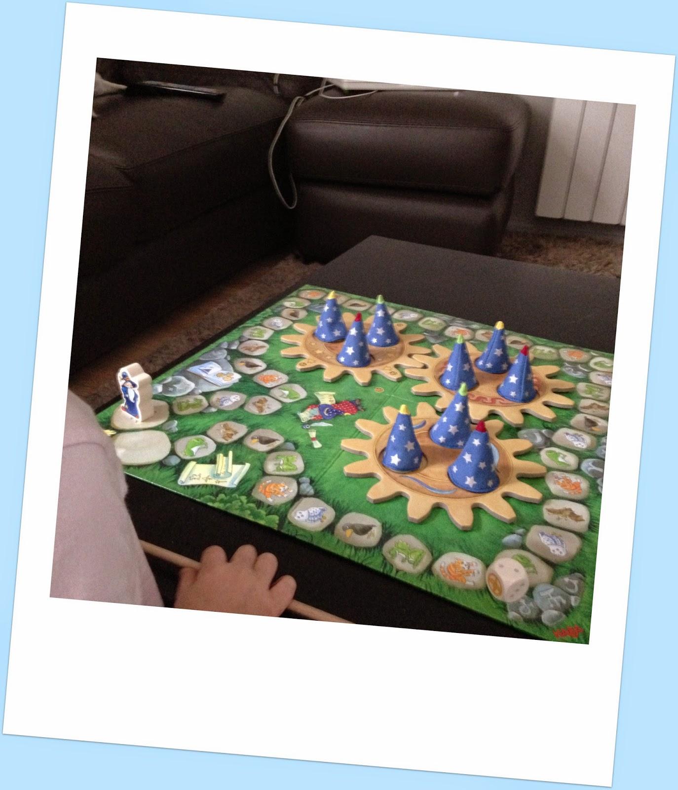 mon joli petit bureau jeu haba petits magiciens. Black Bedroom Furniture Sets. Home Design Ideas