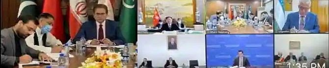 Pakistan Holds Virtual Meet With Afghanistan's Neighbours