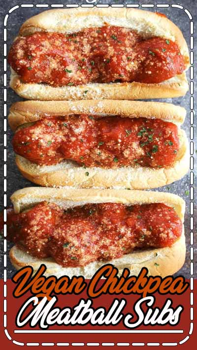 This amazingly delicious recipe for vegan meatball subs is loved by plant-based folk and meat-eaters alike!