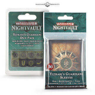 Dados y Cartas Silvaneth Nightvault