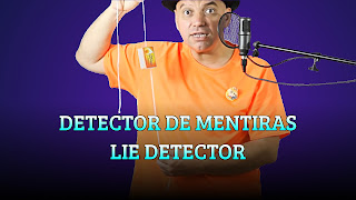 Detector de mentiras, FRICTION MAGIC TRICK, Lie detector