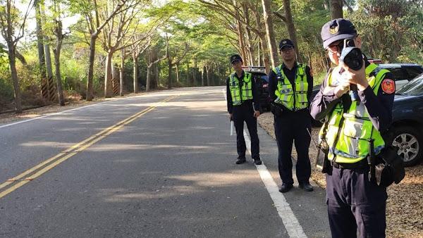 139縣道機車逞快事故多 彰化縣政府增設警示牌