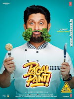 Pagalpanti First Look Poster 3