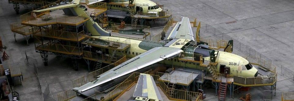 Уряд звільнив літакобудування від сплати ввізного мита та ПДВ