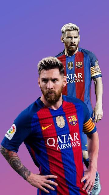 Wallpapers de messi hd fc barcelona