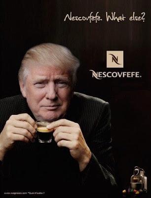 Trump's Covfefe Memes