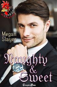 Goddess Fish Book Blast: Naughty & Sweet by Megan Slayer