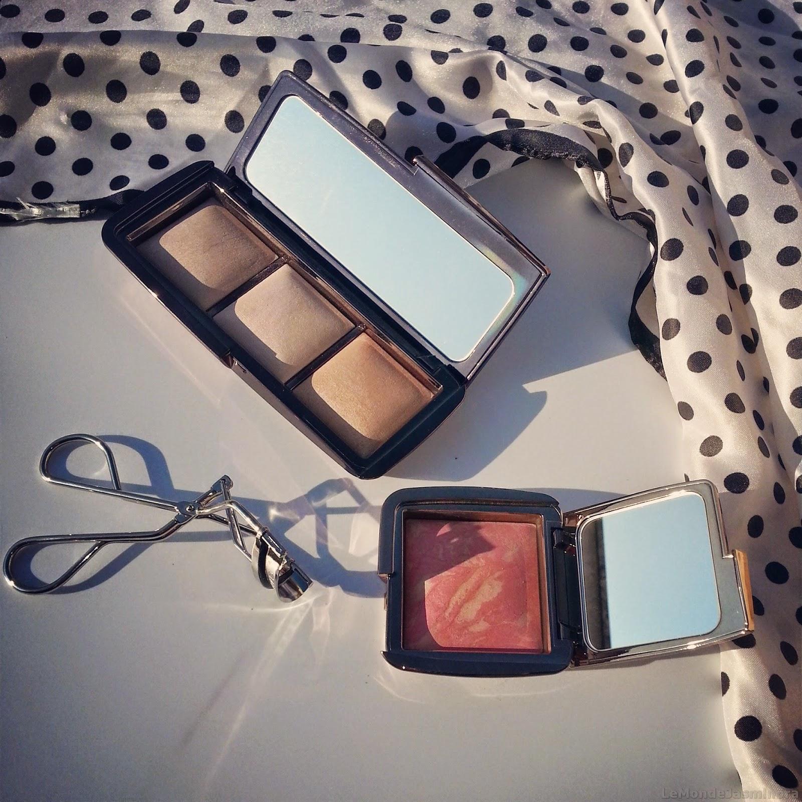 HOURGLASS, Hourglass Ambient Lighting palette, hourglass luminous flush, shu uemura eyelash curler,