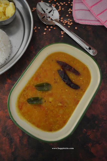 Masoor Dal recipe | Masoor Dal Tadka | Red Lentil Fry