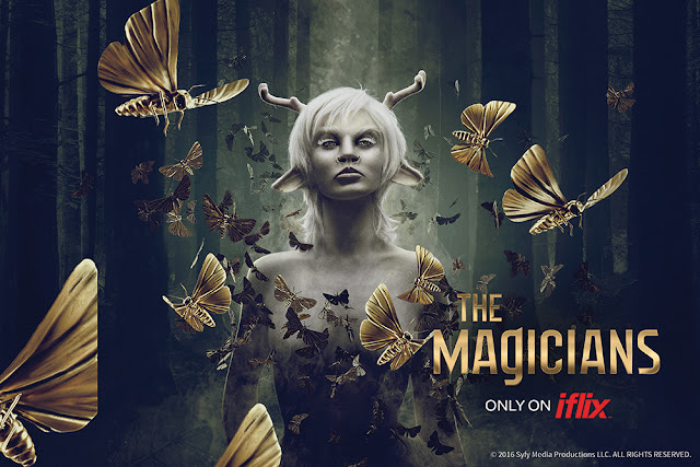 Second season of The Magicians is streaming now on iFlix
