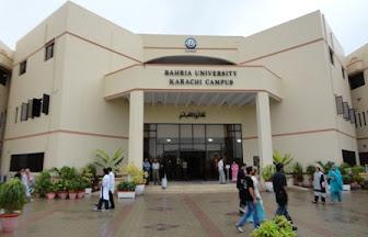 Bahria University, Karachi, Pakistan