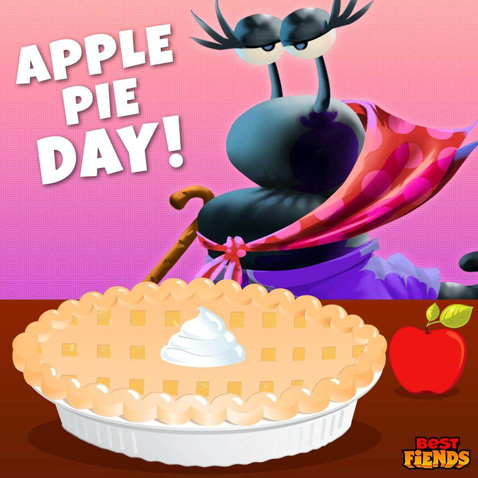 National Apple Pie Day Wishes Awesome Picture