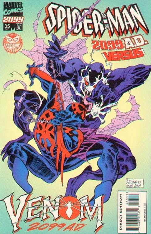 The Venom Site Venom 2099