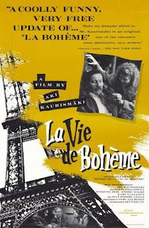 La vida de bohemia (1992) Comedia dramatica de Aki Kaurismäki