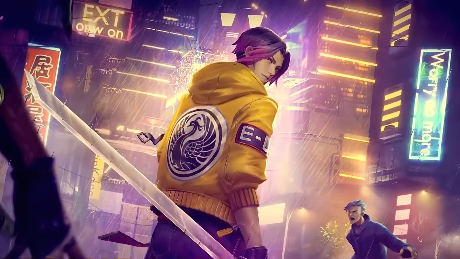 Wallpaper Ling Street Punk Skin Mobile Legends HD for PC