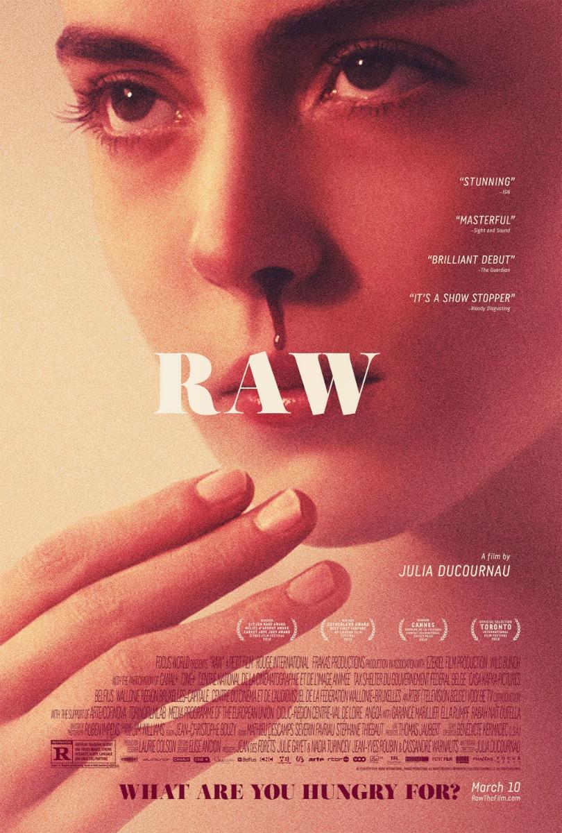 Raw / Grave