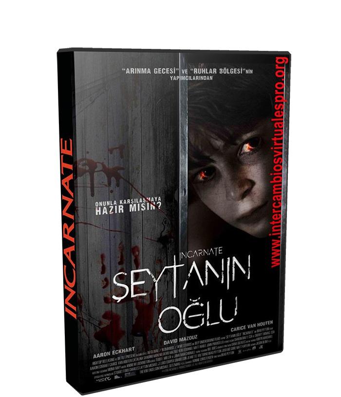 La reencarnación poster box cover